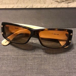 Marc Jacobs brown/black sunglasses